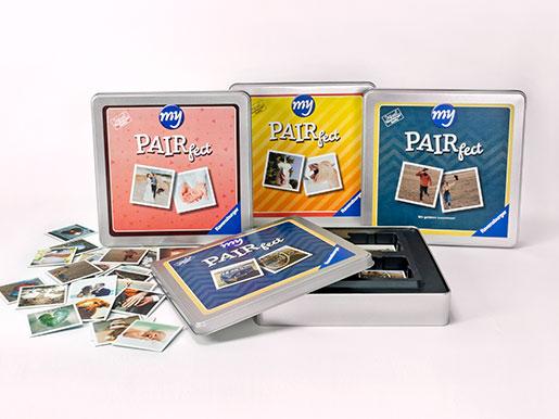 Foto memo PAIRfect giochi tutti i colori